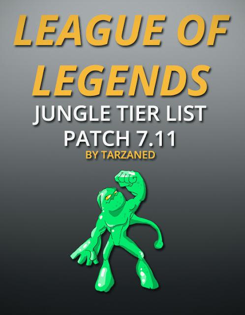 league of legends jungle guide 2017