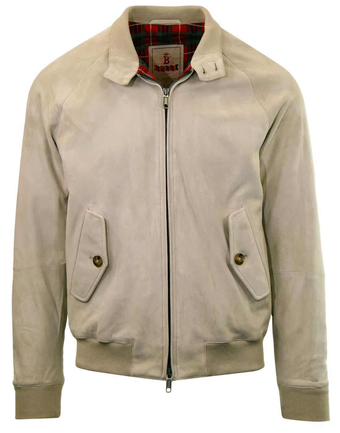 ben sherman harrington jacket size guide