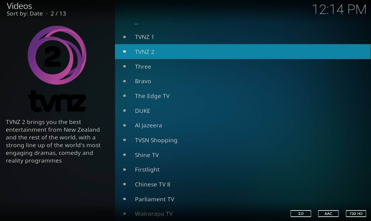 tv guide new zealand freeview