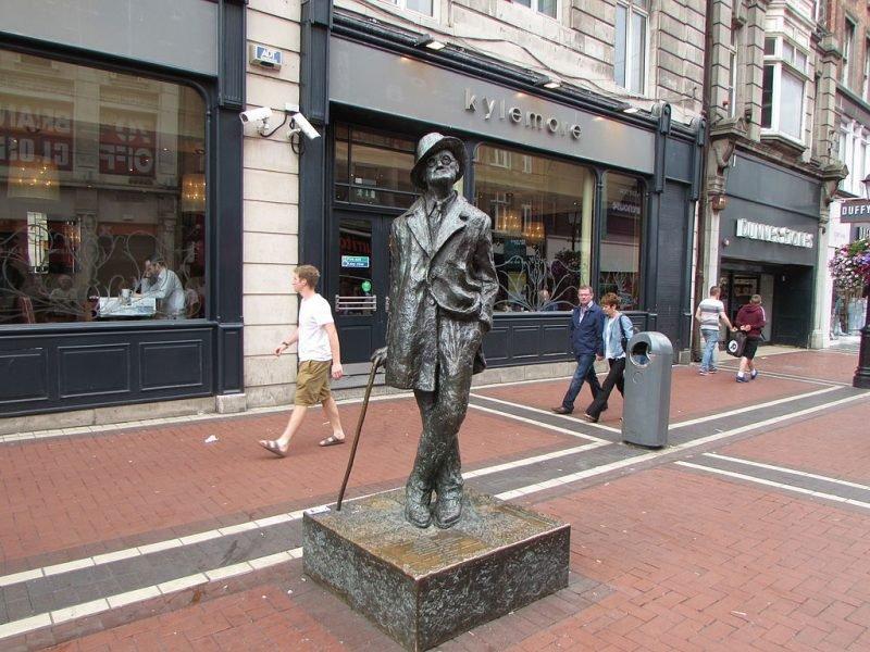 dublin walking tours self guided