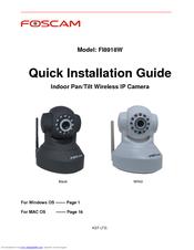 foscam fi8918w quick installation guide