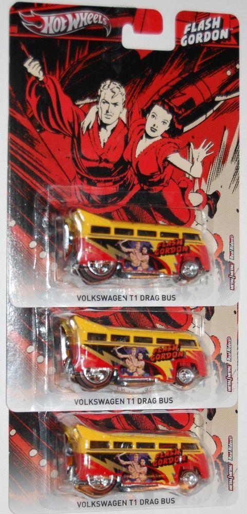 hot wheels vw drag bus price guide