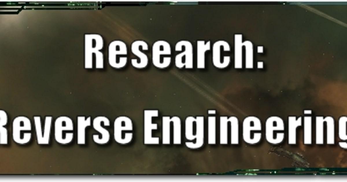 eve online reverse engineering guide