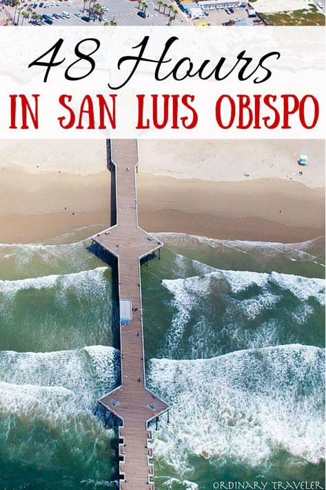 san luis obispo travel guide