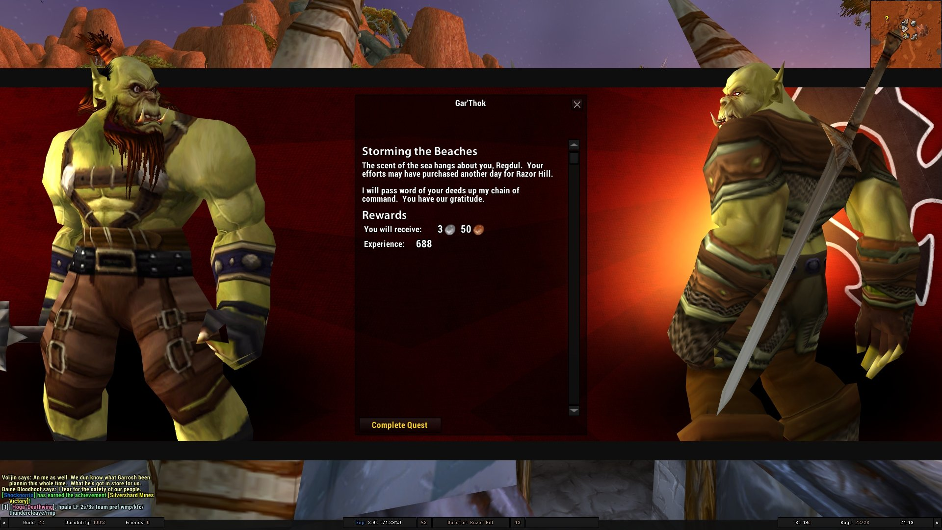 world of warcraft quest guide addon