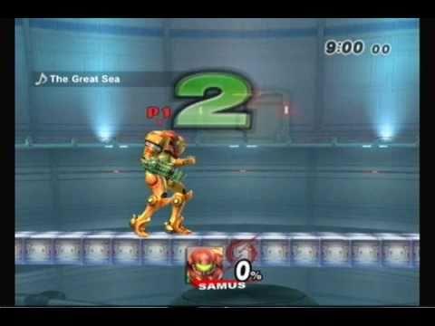 zero suit samus brawl guide