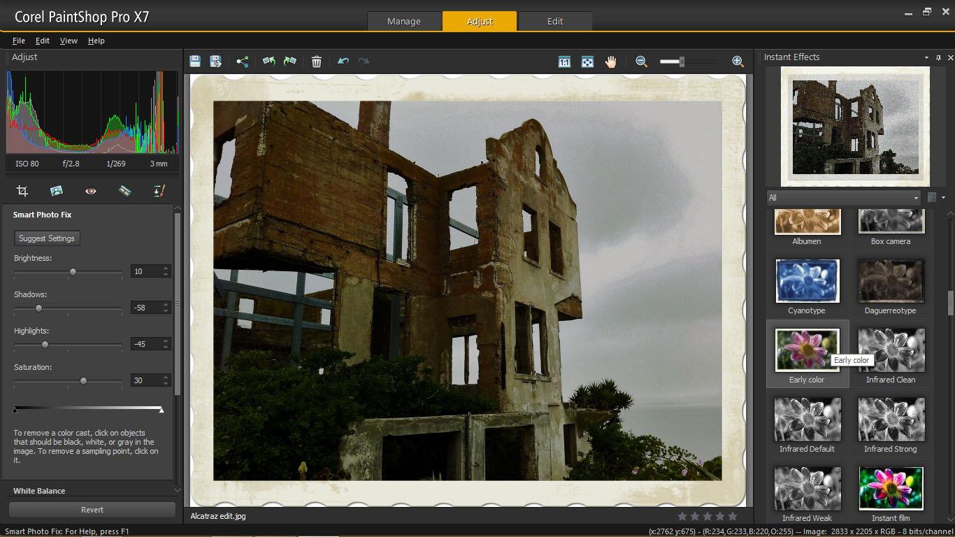 paintshop pro x7 user guide