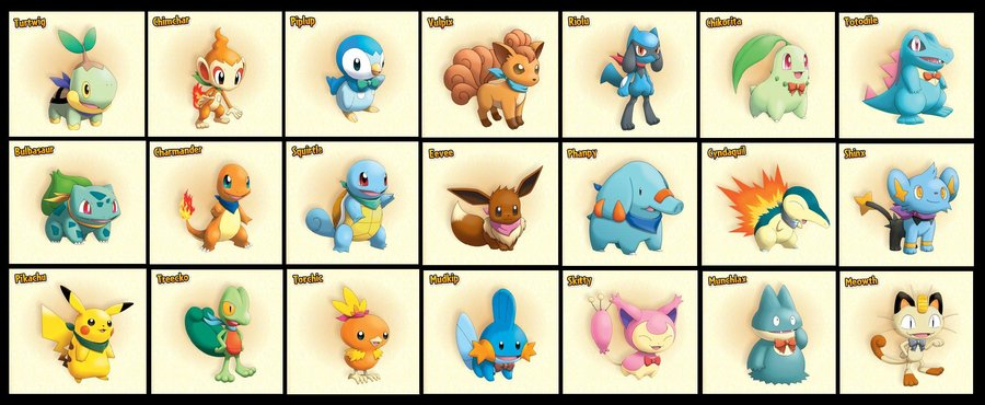 pokemon mystery dungeon gates to infinity guide