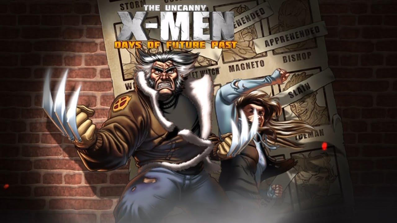 x men days of future past parents guide