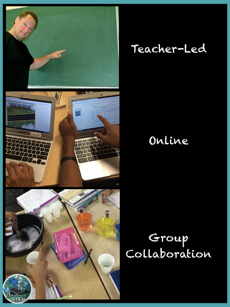 guided inquiry in the science classroom