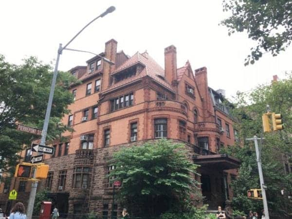 brooklyn heights walking tour self guided