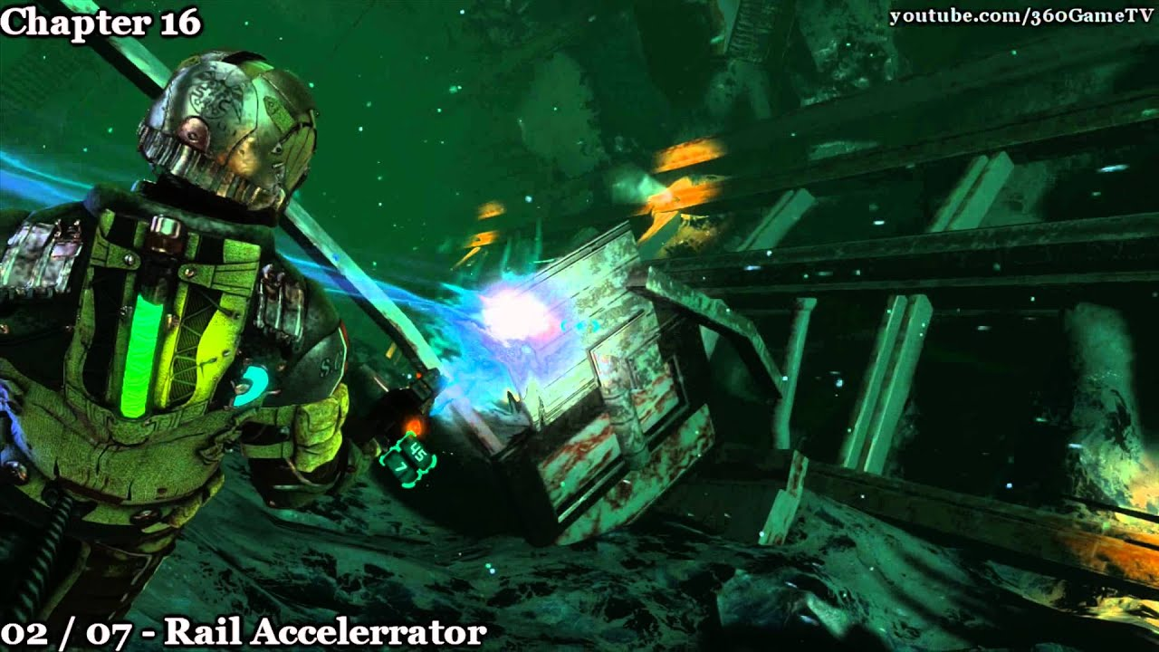 dead space 3 weapon guide