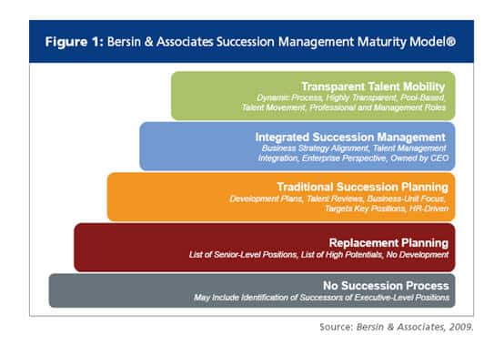 succession planning and management guide