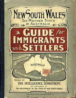 a guide for new immigrants