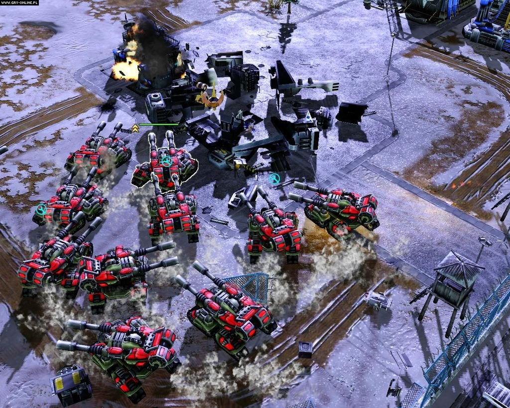 command and conquer red alert 3 strategy guide