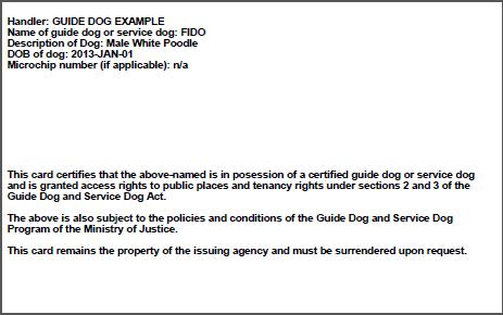 bc & alberta guide dog services
