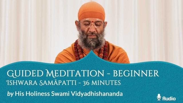 20 minute guided transcendental meditation