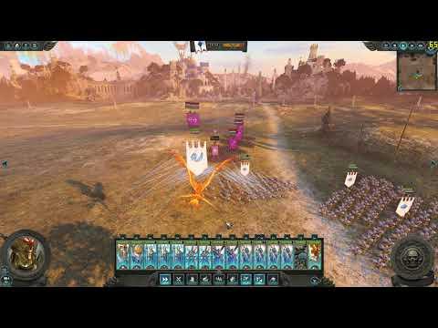 total war warhammer wood elves campaign guide