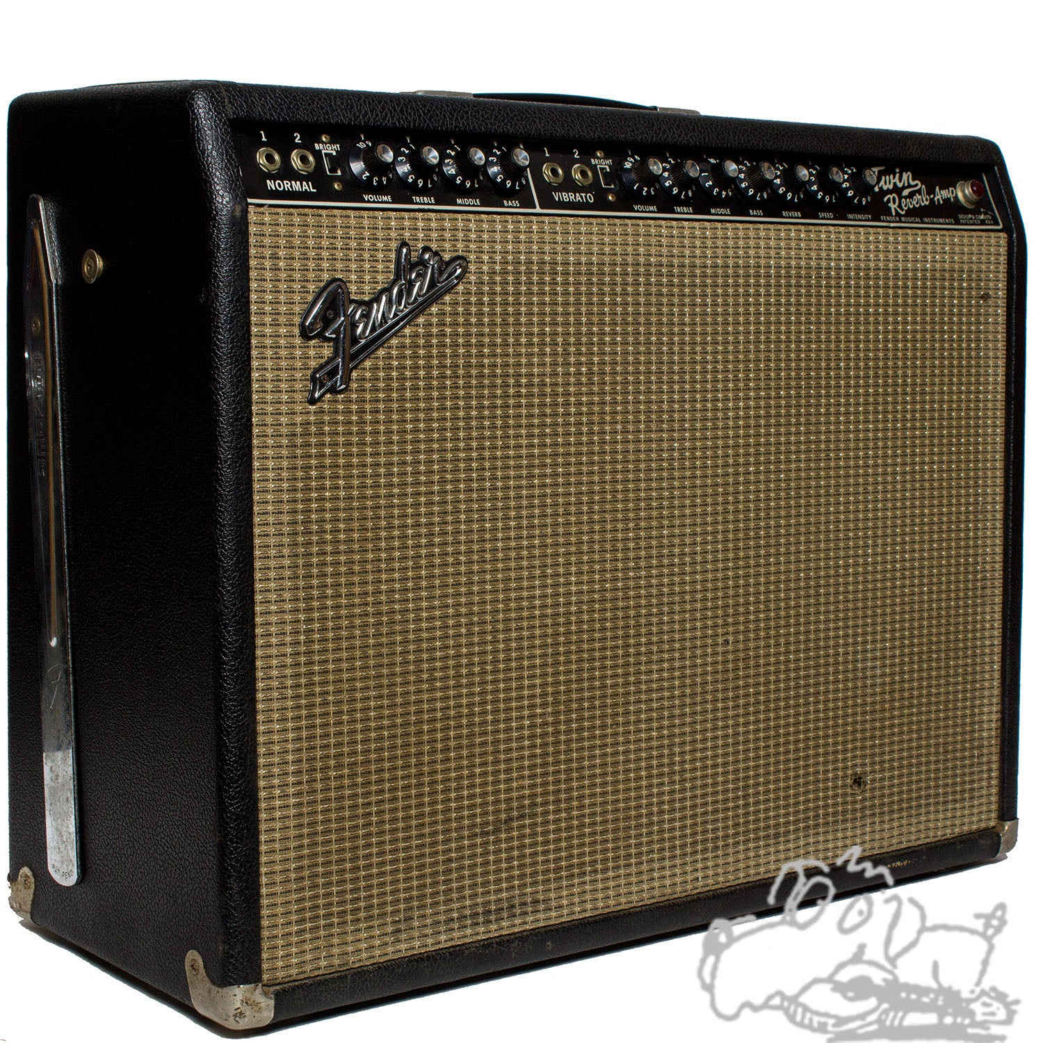 fender twin reverb price guide