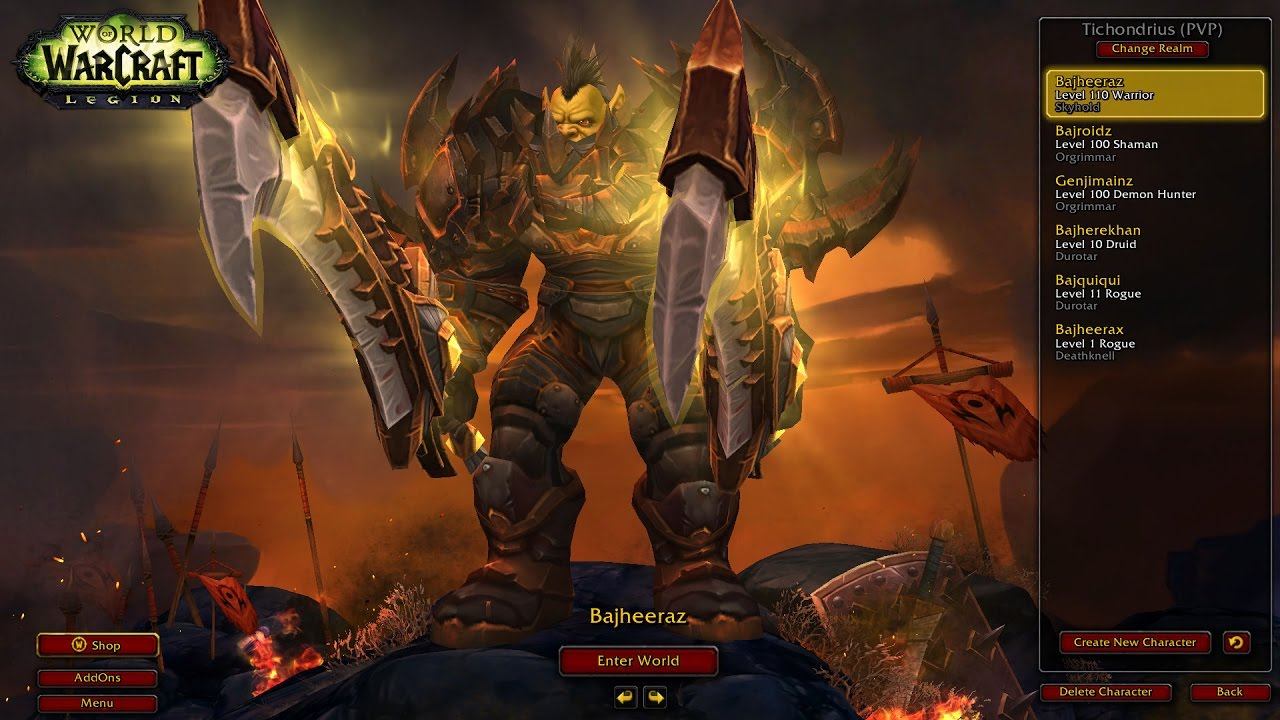 wow fury warrior dps guide