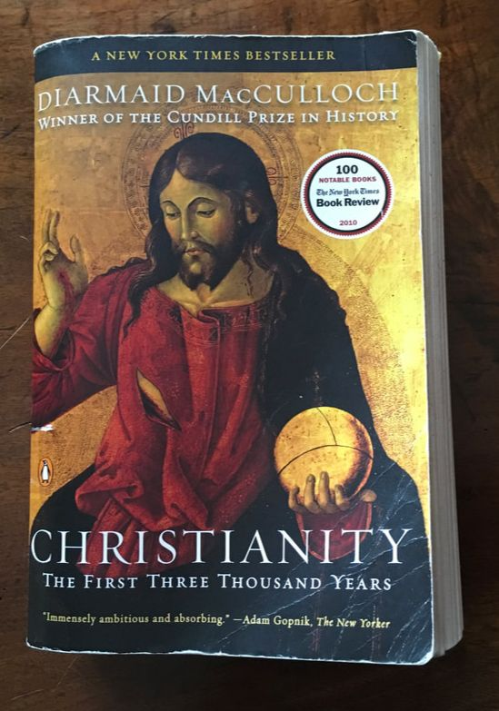 christianity the first three thousand years study guide