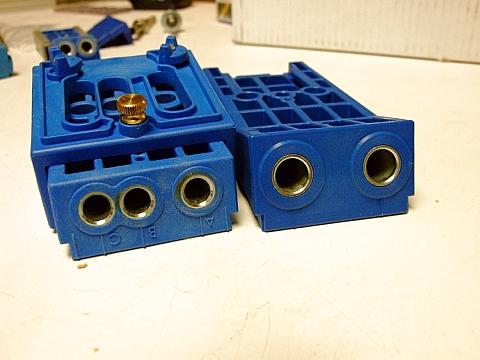 kreg jig k3 drill guide block