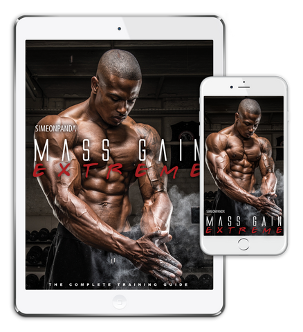 mass gain extreme the complete training guide