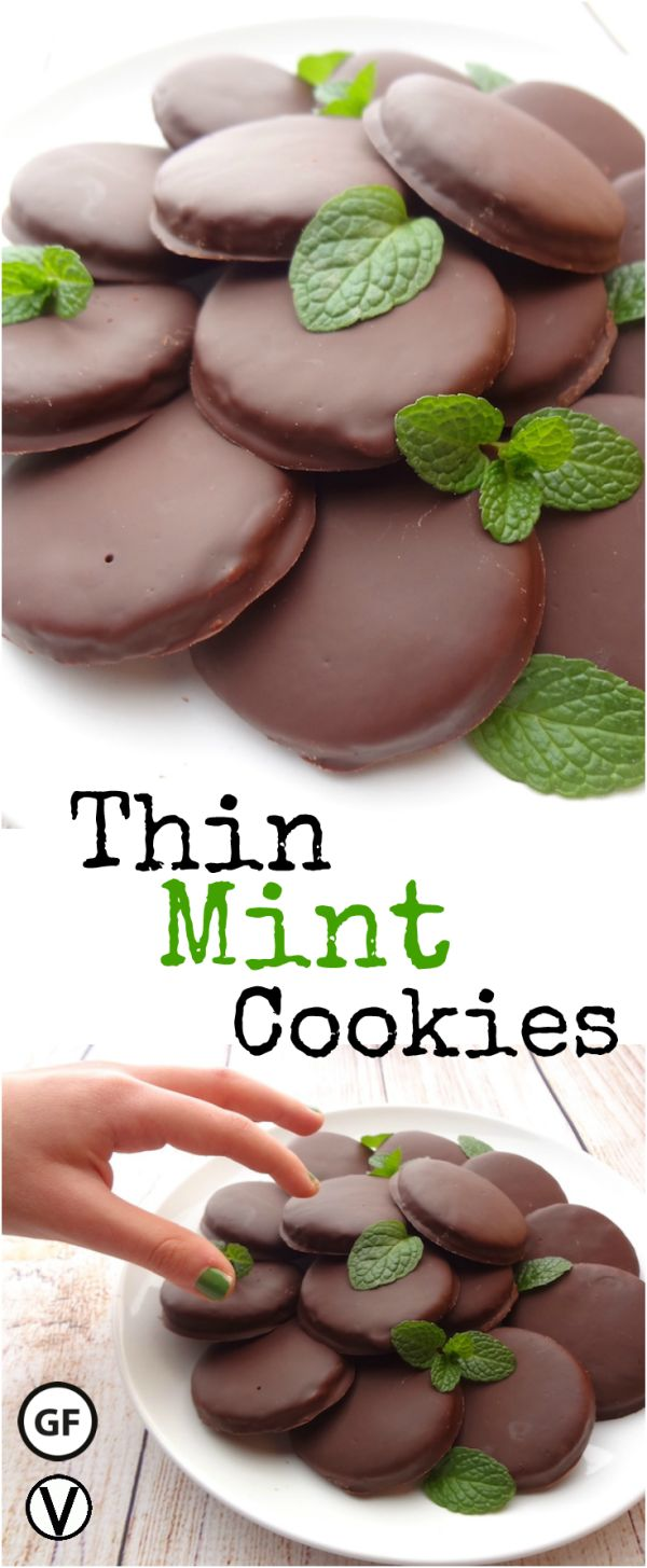 girl guide cookies chocolate mint