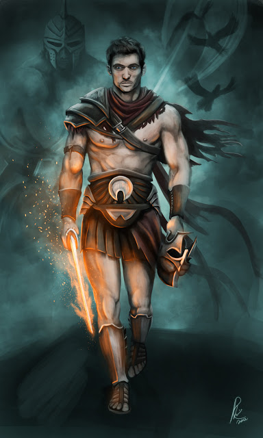 percy jackson guide to greek heroes
