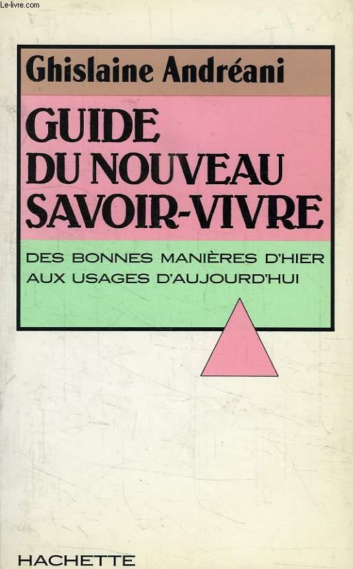 guide du savoir vivre pdf