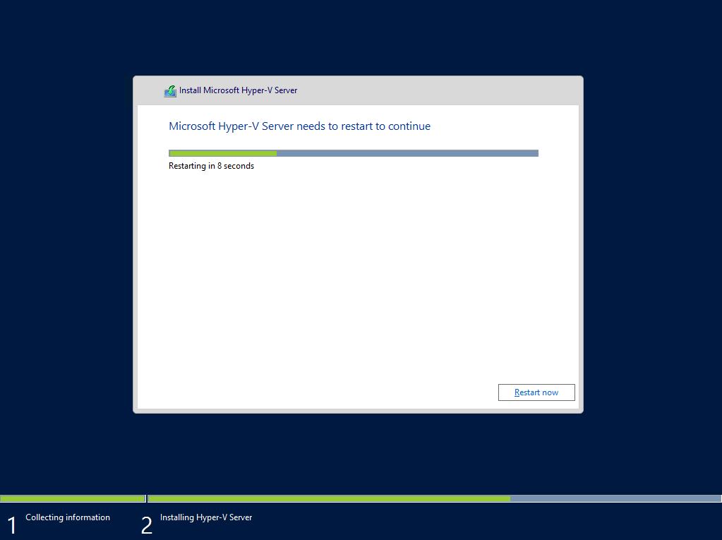 microsoft hyper v server 2012 installation guide