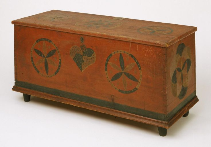 antique trunks identification and price guide
