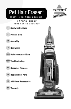 bissell carpet cleaner troubleshooting guide