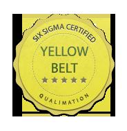 six sigma yellow belt study guide