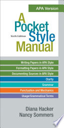 pocket guide to apa style pdf