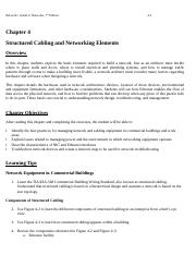 chapter 4 network access study guide answers