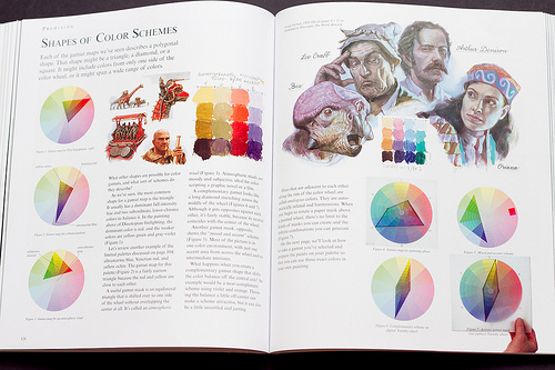 color and light a guide for the realist painter