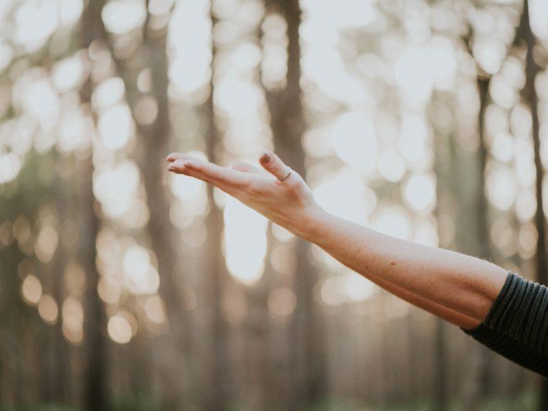 guided meditation surrender to god