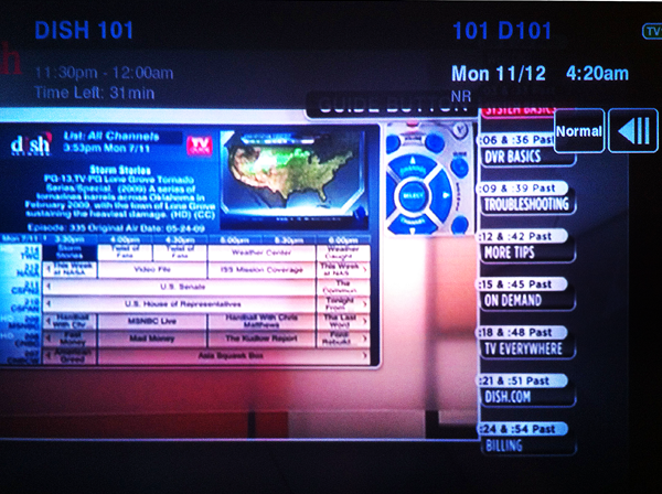 dish tv installation guide pdf