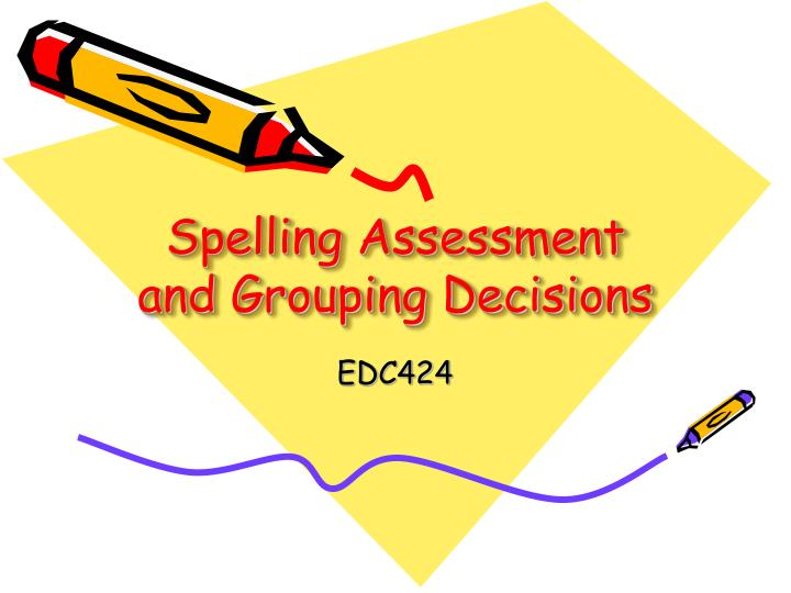 elementary spelling inventory feature guide