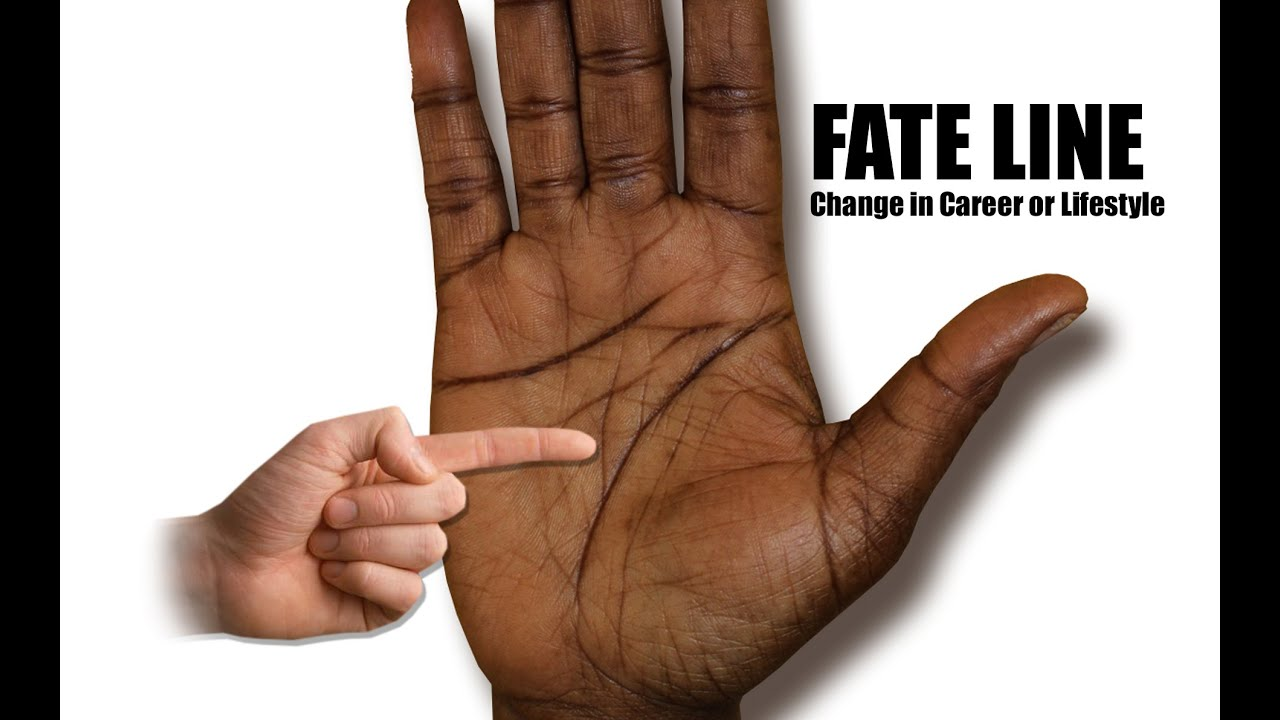 palm reading fate line guide
