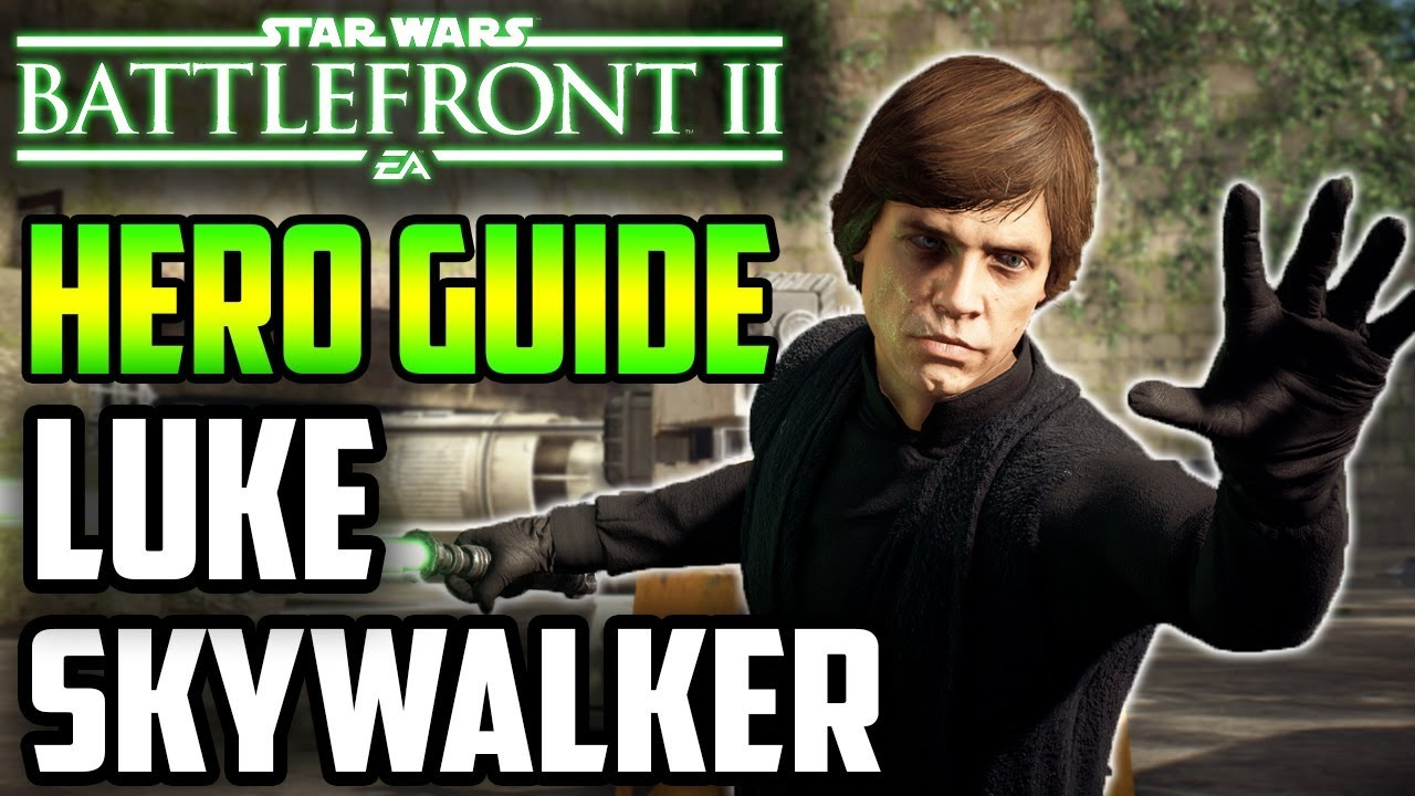 star wars battlefront beginners guide