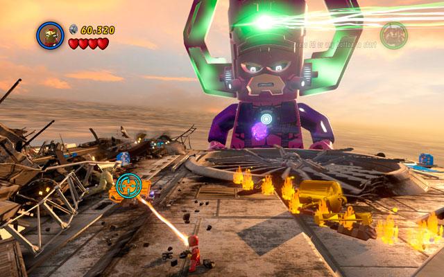 guide lego marvel super heroes