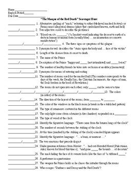 harrison bergeron active reading guide answer key