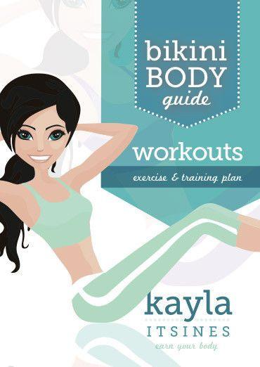 kayla itsines nutrition guide pdf