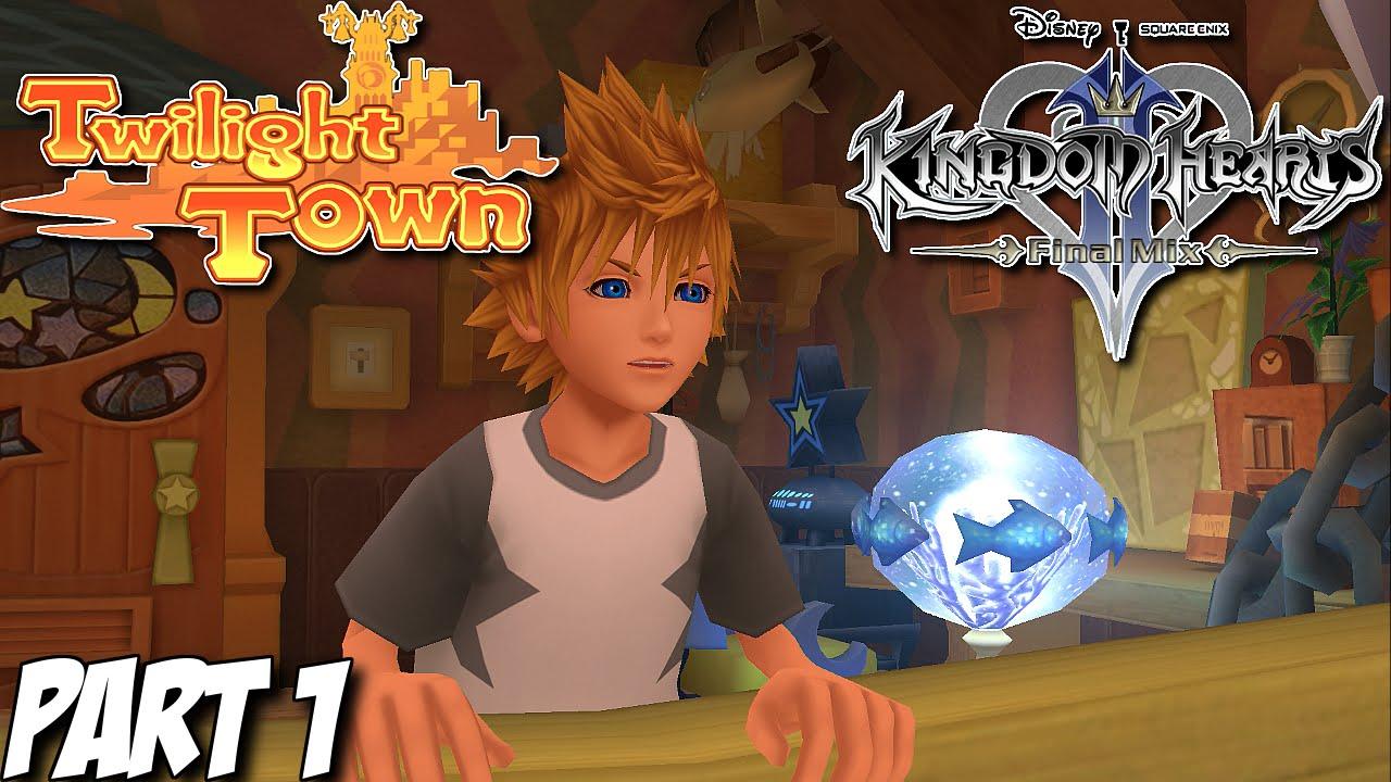 kingdom hearts final mix guide