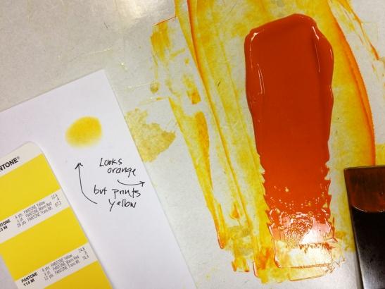 pantone 4 color process guide set