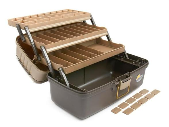 plano guide series 3 tray tackle box