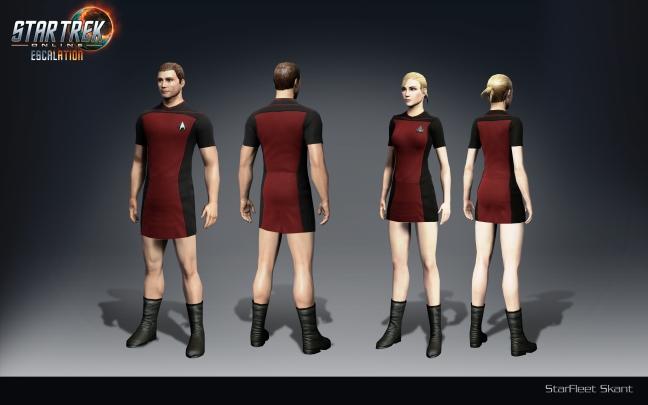 star trek online uniform guide