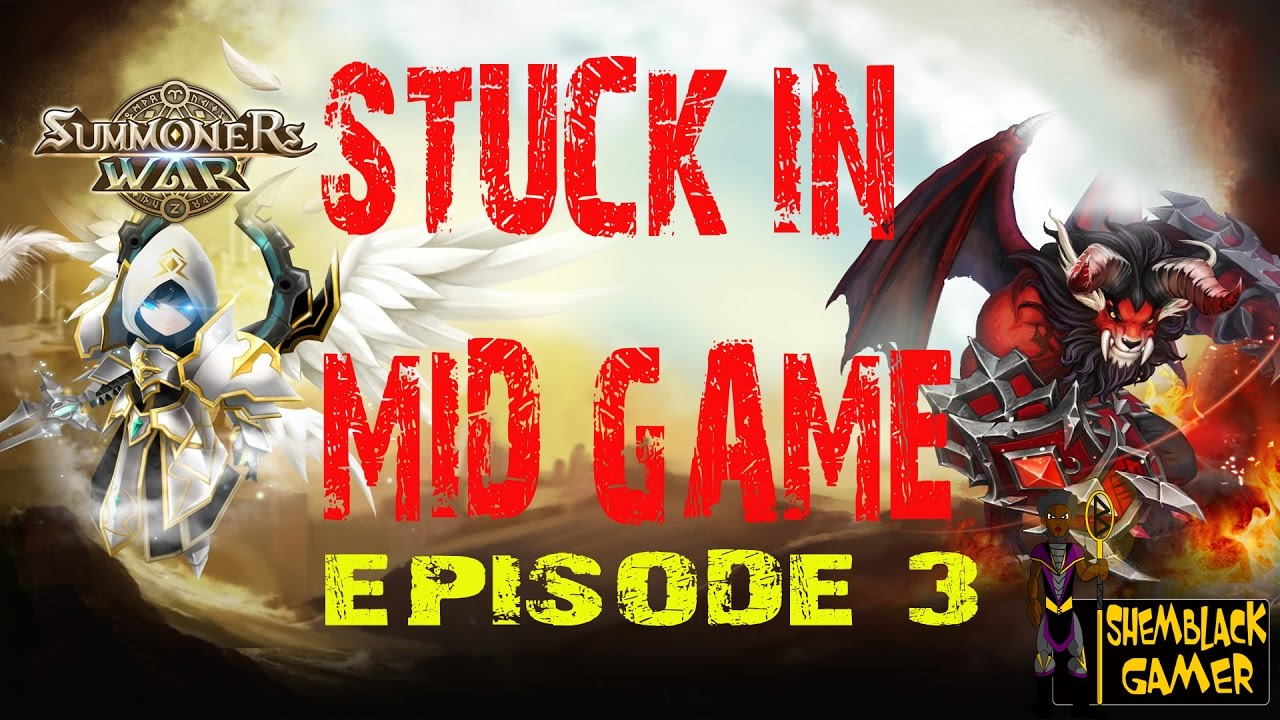 summoners war mid game guide